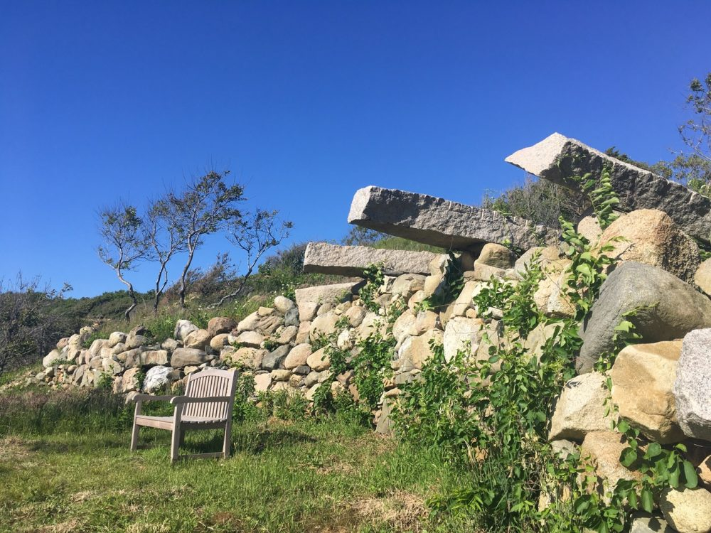 Menemsha Hills Reservation, Brickyard  - Nancy Tutko