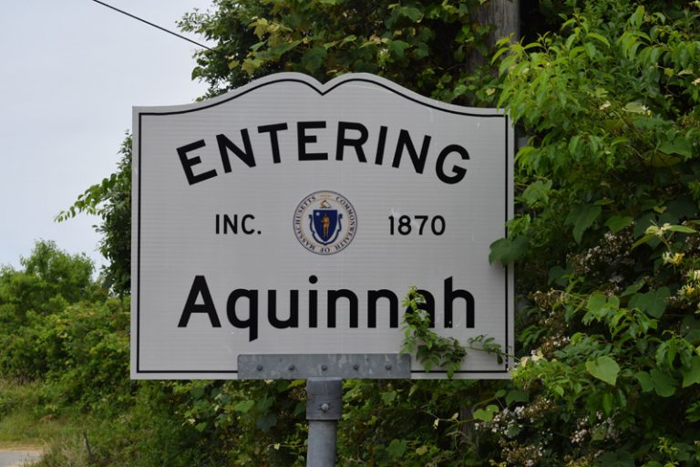 Aquinnah: Vineyard of the future
