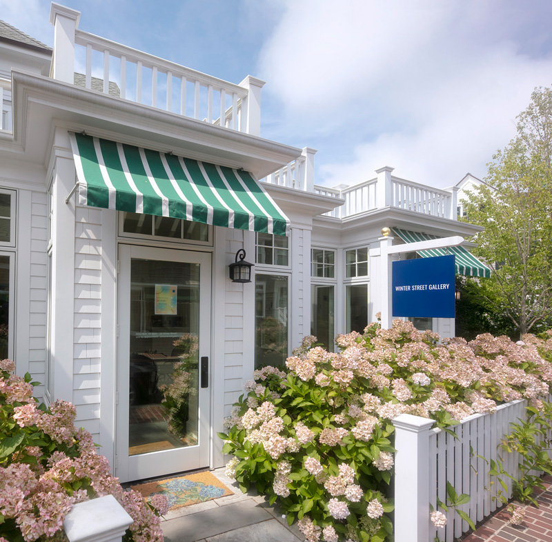 Winter Street Gallery Makes Its Debut Showcasing Contemporary Art The Martha S Vineyard Times